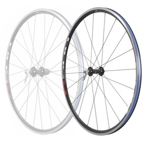 "Shimano WH-R501 Front Wheel QR 28"" black"